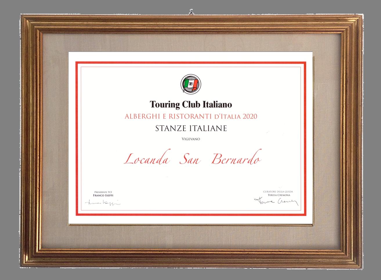 TCI Stanze Italiane 2020